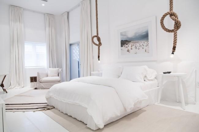 - Camera da letto stile mare ...